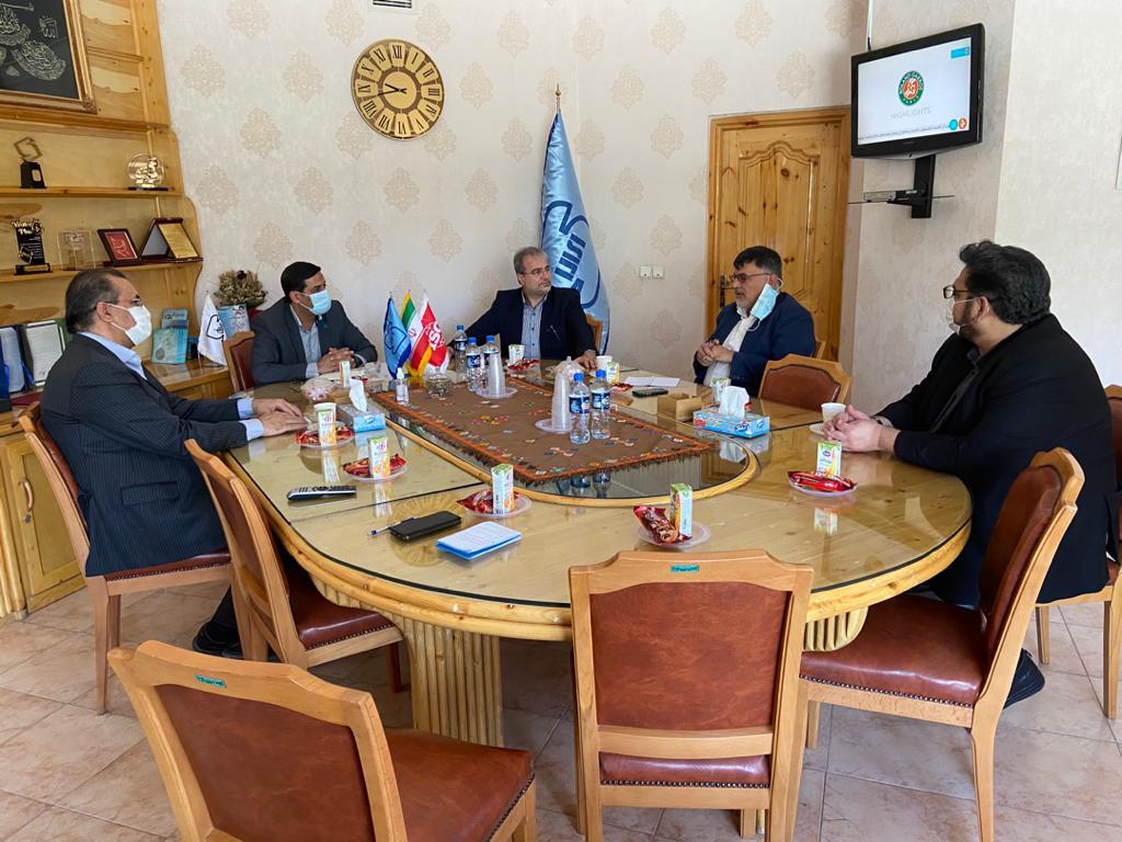 مدیرعامل مروارید هامون با جمعی از مدیران استان سیستان و بلوچستان دیدار کرد